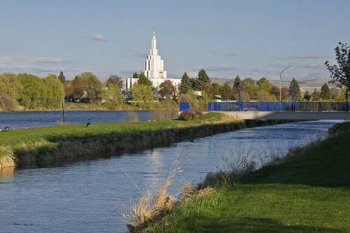 idaho-falls-temple-river 11 States that have Highest Domestic Violence Rates in America