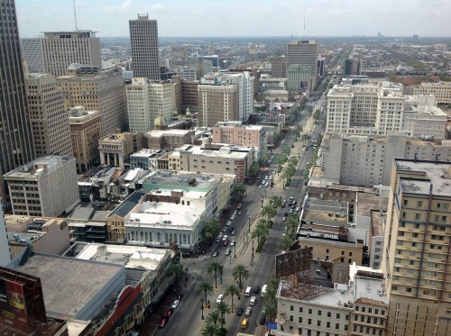 Most Dangerous States for Pedestrians in 2015 - Louisiana