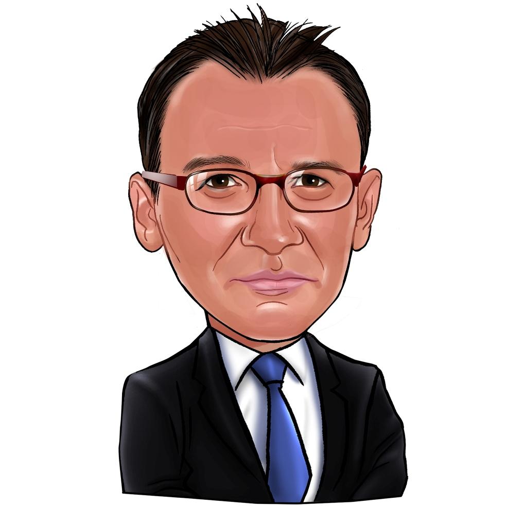 Hugh Hendry - Eclectica Asset Management