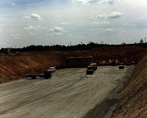 Mining Vale BHP Billiton Pit