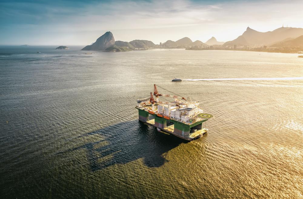Oil Rig Platform Offshore Drilling Anadarko Ensco Transocean Diamond Offshore Seadrill DO ESV NE RIG SDRL APC