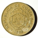 Republica_de_Costa_Rica_100_Colones_Coin_1998_Obverse