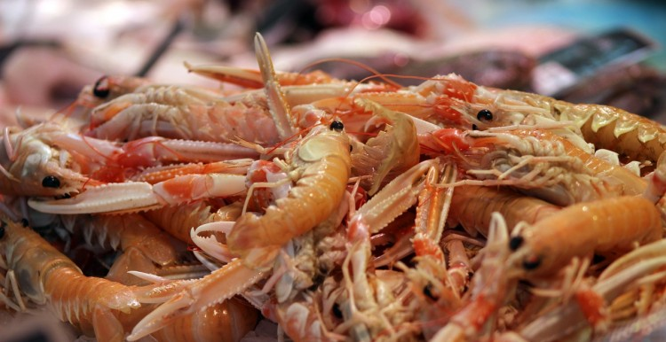 Seafood consumption in South Korea
