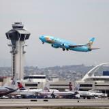 Alaska Airlines, airplane, flight, fly, travel,