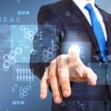 technology, information, business, tech, media, interaction, concept, background, man, search, world, design, graphic, idea, businessman, press, work, screen, hand,