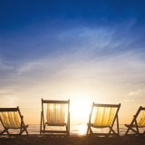 holiday, summer, background, travel, beach, chair, tour, group, abstract, thailand, deck, sun, place, sunset, scenic, view