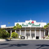 pasadena, rose, bowl, california, stadium, flowers, rose bowl, sunny, history, celebration, petals, traditional,