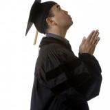 christian, school, prayer, robe, profile, mortar board, graduation, graduate robes, doctoral student,filipino