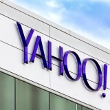 Yahoo! Inc. (NASDAQ:YHOO), Yahoo! Sign, Corporate Headquarters, Buliding, Logo, Symbol, Letters,