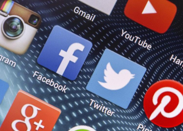 Facebook Inc (NASDAQ:FB), Facebook icon, social media icons, apps,