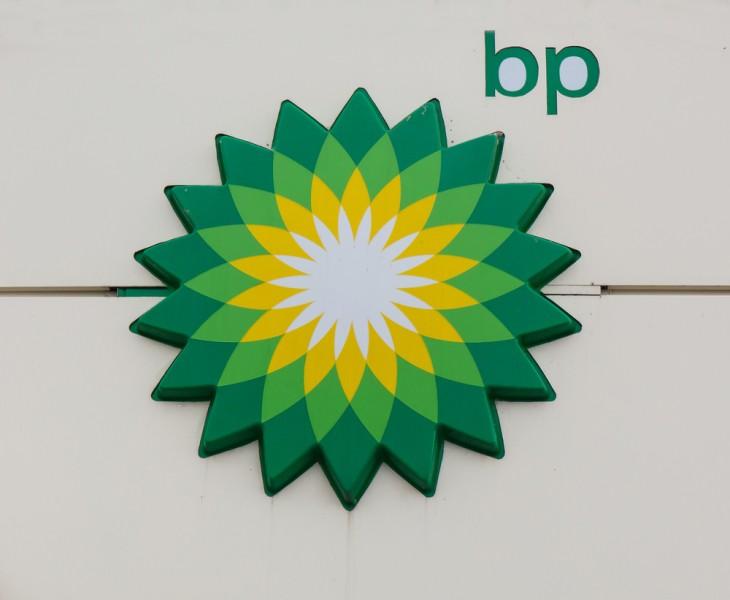 BP plc (ADR) (NYSE:BP), British Petroleum, Logo, Sign, Symbol, Isolated, Gas, Oil, Fuel