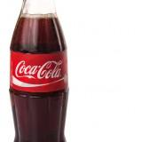 The Coca-Cola Co (NYSE:KO), Bottle, Isolated, Coke, Cola, Drink, Nonalcoholic, Beverage, Popular, Sign, logo, Symbol