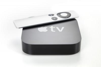 Apple Inc. (NASDAQ:AAPL), Apple TV, Remote control, Tv, Video, Technology, digital, black, editorial,