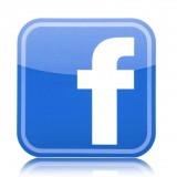 Facebook Inc (NASDAQ:FB), logo, isolated, Icon, apps,