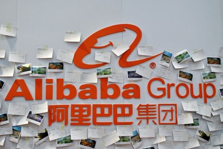 Alibaba Group Holding Ltd (NYSE:BABA), Logo, group, sign, chinese, business, sign, symbol