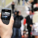 BlackBerry Ltd (NASDAQ:BBRY),phone, smart, video, concert, cell, hand, camera, crowd, cellular,