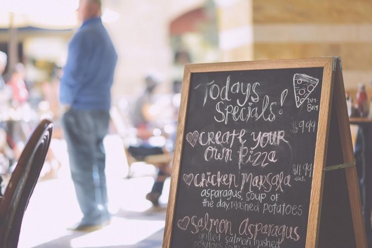 pizza usa blackboard