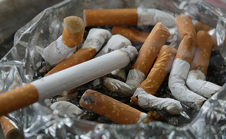 10 Cigarette Brands That Have The Highest Nicotine Content