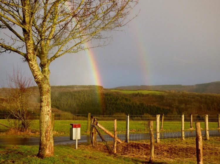 double-rainbow-642367_1280
