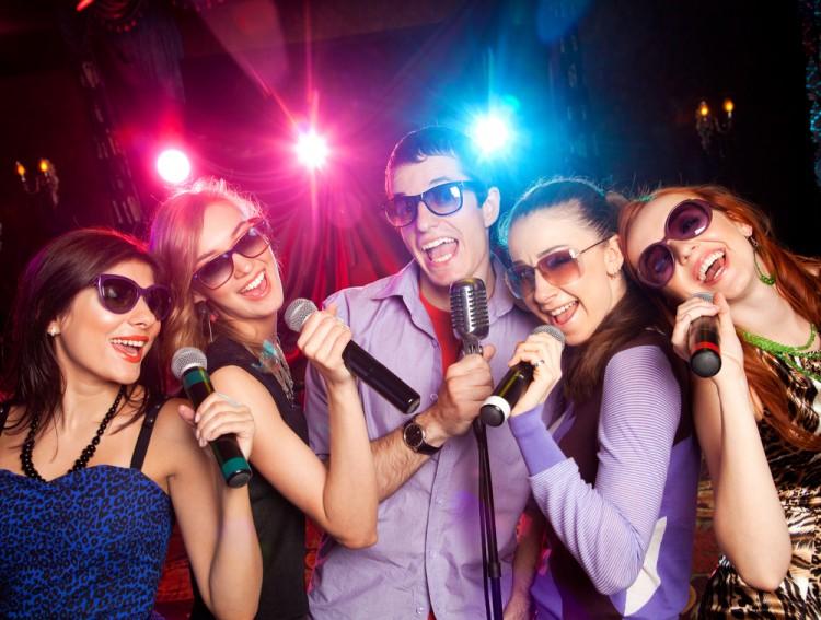 YanLev/Shutterstock.com 11 Best Karaoke Songs for People Who Can't Sing