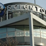 church, sect, allee, scientology, headquarters, symbol,