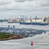 nigeria, slum, apapa, dirty, shack, river, africa, village, poor, hut, wood, lagos, dump, poverty, architecture,