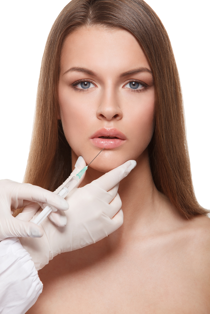 Allergan Beauty Products Avon AGN ACT AVP  lip closeup syringe skincare recovery silicone hyaluronic