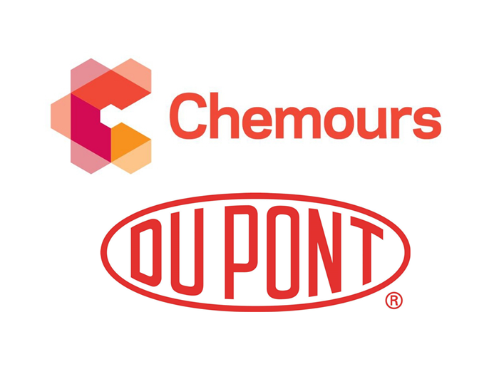 Chemours Company (CC), NYSE:CC, De Nemours And Co (DD), NYSE:DD,