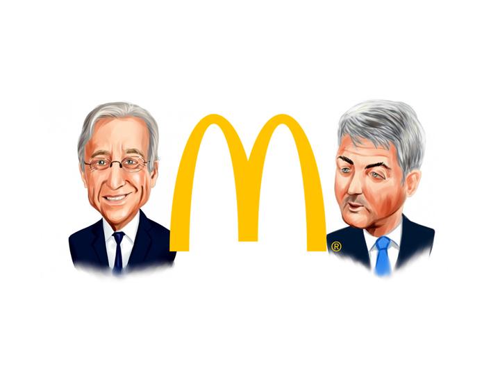 McDonald's Corporation (MCD), NYSE:MCD, Yahoo Finance, Bill Ackman, Nelson Peltz, Hedge Fund:163, Hedge Fund:13