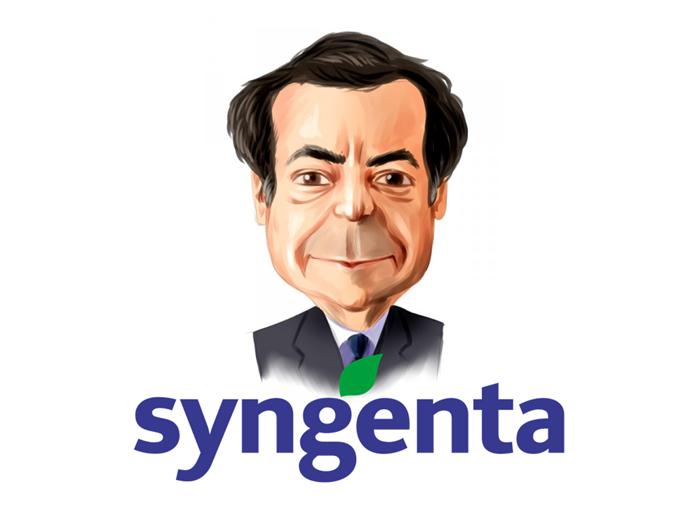 Syngenta AG (SYT), NYSE:SYT, John Paulson, Paulson & Co,
