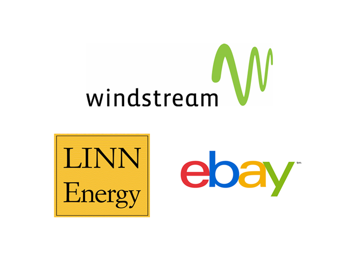 Windstream Corporation (WIN), NASDAQ:WIN, Linn Energy LLC (LINE), NASDAQ:LINE, eBay Inc (EBAY), NASDAQ:EBAY,