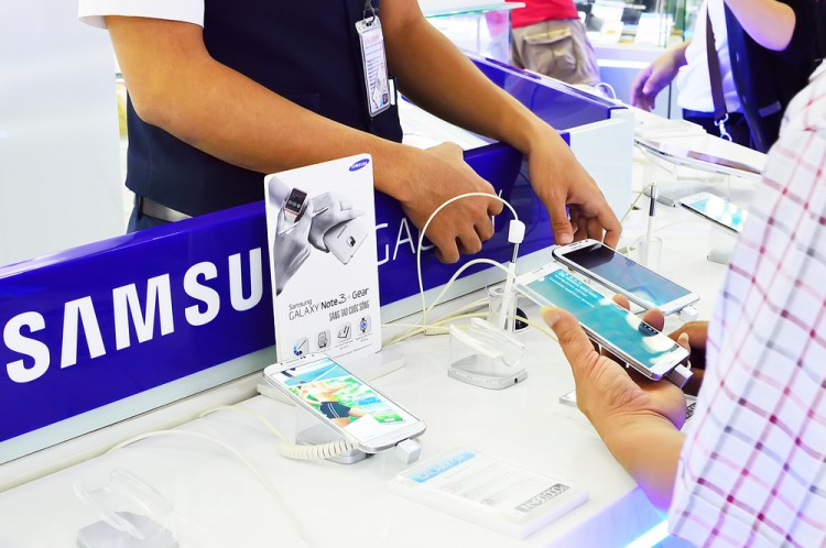25 Countries Where Samsung Galaxy Smartphones Have The Largest Market Share