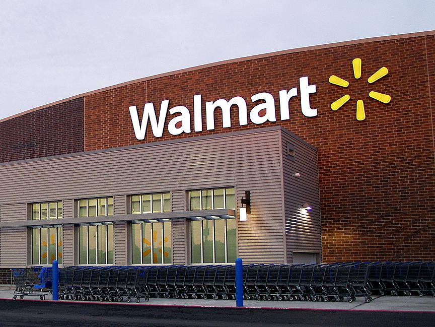 Walmart, WMT, retail