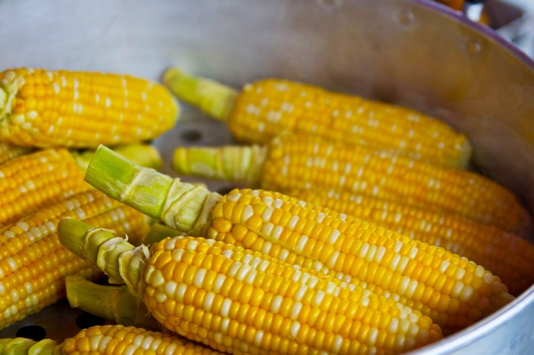 Most Consumed Vegetables In the US Corn