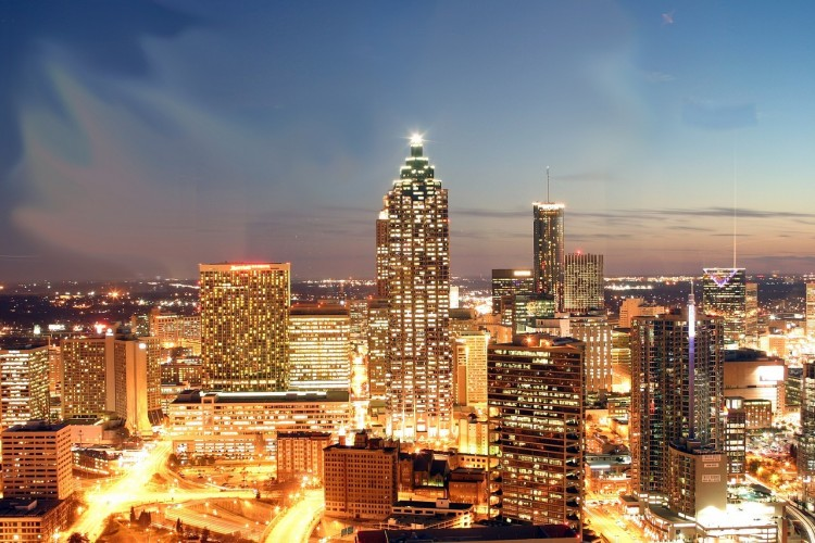 atlanta-914484_1280 10 Cities With The Highest Net Migration in America