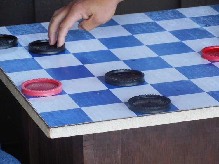 Most Sold Board Games Ever - Checkers
