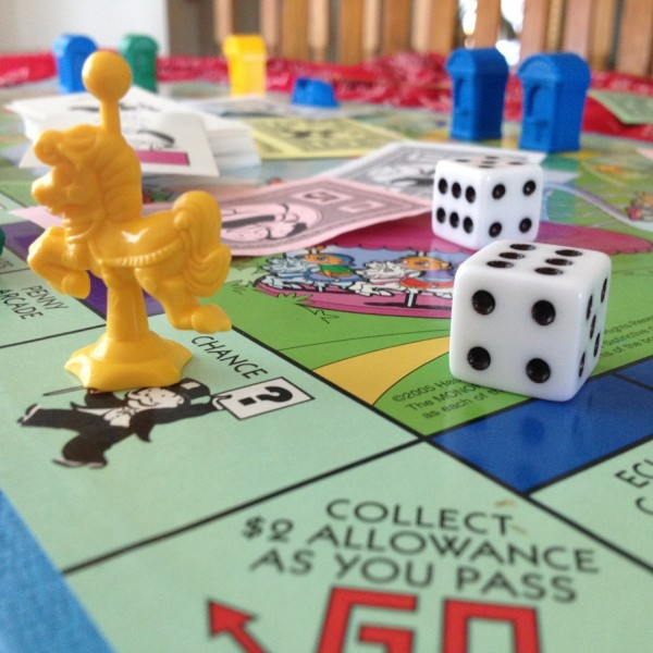 Most Sold Board Games Ever - Monopoly