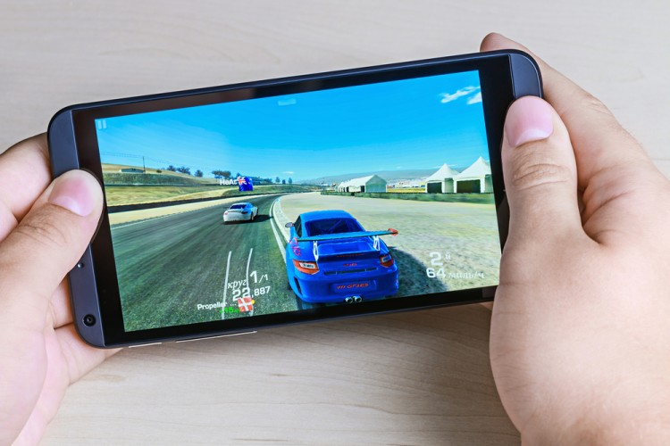 Android Games with Best Graphics - Real Racing 3