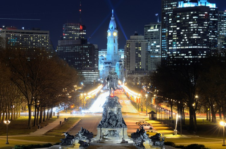 Least Religious Cities in the United States - Philadelphia