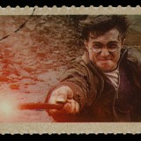 potter, daniel, jk, book, uk, rowling, fiction, stamp, order, 2013, magic, radcliffe, stain, postage, philately, used, magical, fantasy, mail, british, canceled, kingdom, tale, postmark, harry