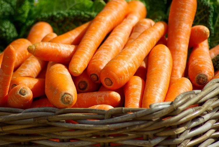 Most Consumed Vegetables In the US Carrots