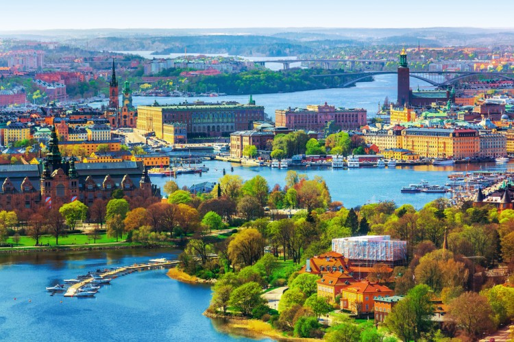 Sweden, Stockholm 11 Countries with the Best Reputation in the World