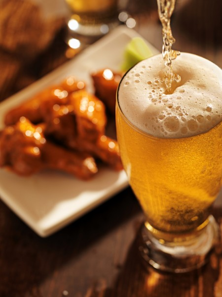 Most Expensive Beer Brands in India Beer and food, chicken wings