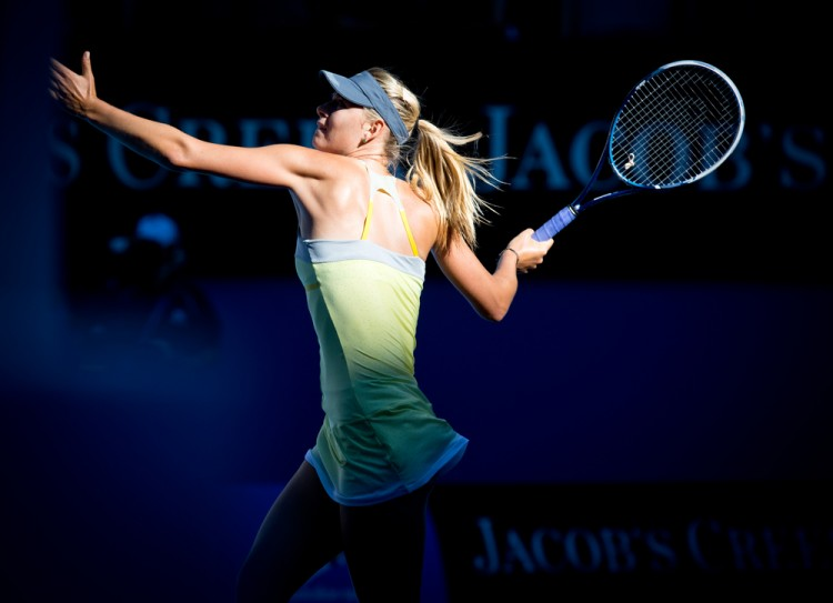 Richest Female Athletes in The World Maria Sharapova Tennis
