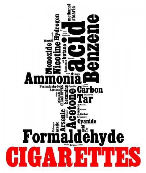 Chemicals in Cigarettes That Cause Cancer, substances, smoking, dangerous