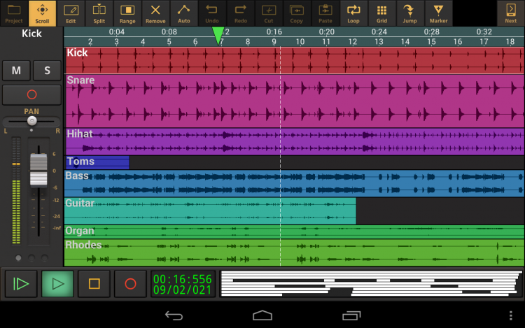 7 best music making apps for android