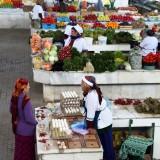 food, turkmenistan, market, department, buy, ashgabat, green, row, business, ashgabad, central, middle, eggs, kazakhstan, supermarket, people, editorial, asia, stalls,