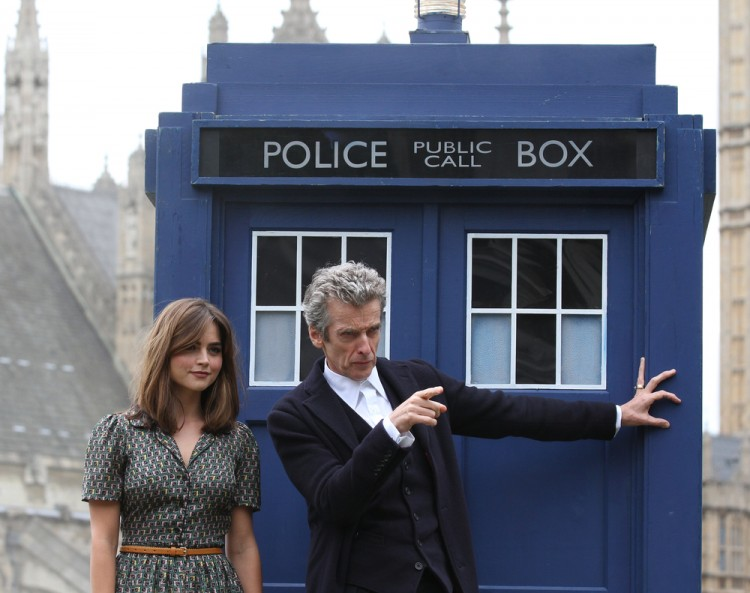 who, dr, coleman, jenna, bbc, london, pose, fans, capaldi, tv, peter 11 Most Loved TV Characters of All Time