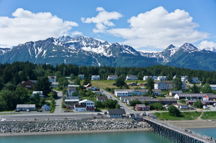 alaska, view, tourism, glacier, outdoor, haines, america, shore, north, travel, day, peaks, sunny, horizon, scenery, ship, lake, season, winter, panorama, bay, sea, wild, anchorage 11 States that have Highest Domestic Violence Rates in America
