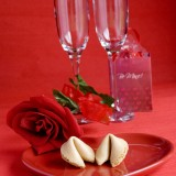biscuit, celebrate, cookie, day, emotions, feelings, fortune, future, gift, glass, greetings, heart, holiday, love, occasion, passion, people, red, romance, romantic, season, shape, shiny, temptation, together, two, valentine, word